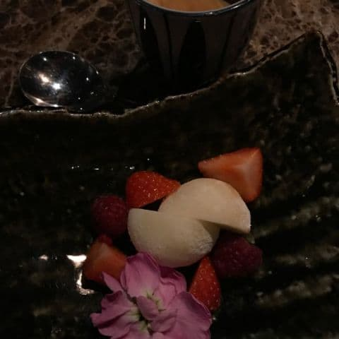 Dessert – Photo from Kasai by Adam L.