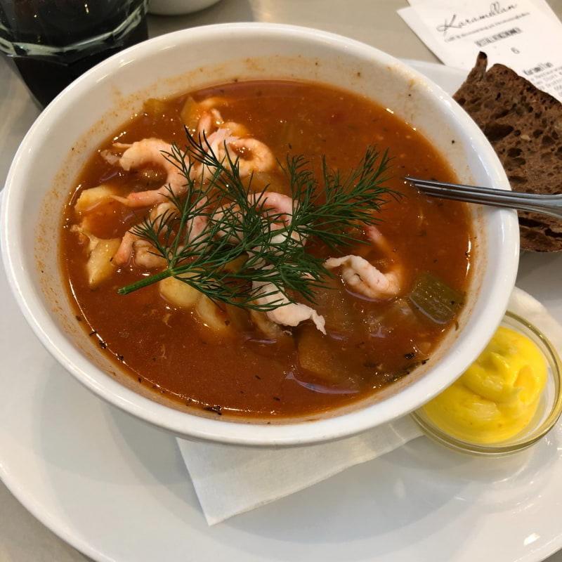Bild från Karamellan Café & Restaurang på Drottningholm av Ida B.
