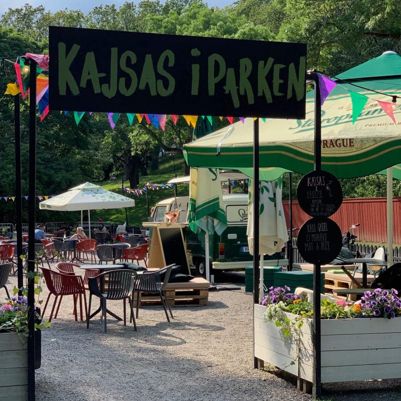 Entré - Kajsas i Parken – Bild från Kajsas i Parken av Stephanie ö.