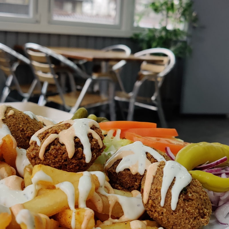 Falafel – Photo from Kebabland by Shahzad A.