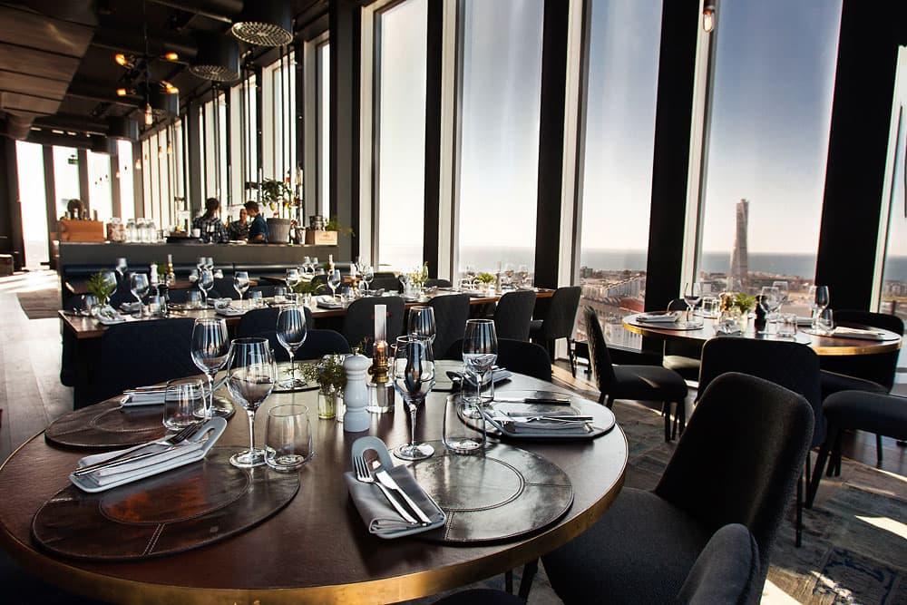 Kitchen Table Restaurant Bar Malmo Thatsup