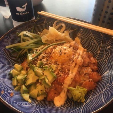 Bild från Kimama Sushi av Fredrik J.