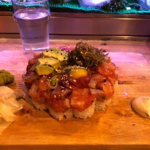 Kiku – Bild från Kimama Sushi av Adam L.