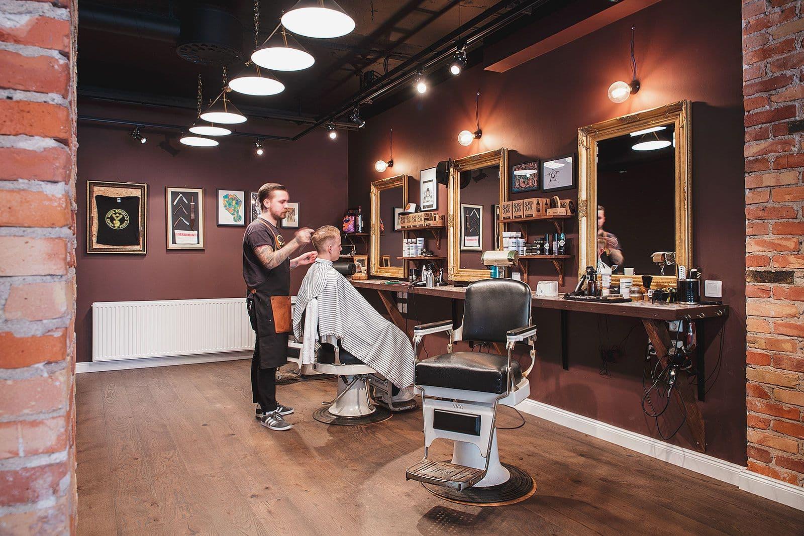 barberare i stockholm