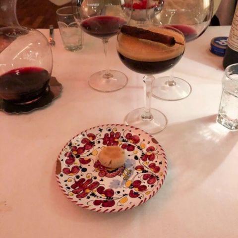 Dessert med espresso martini – Photo from L'Avventura by Agnes L.