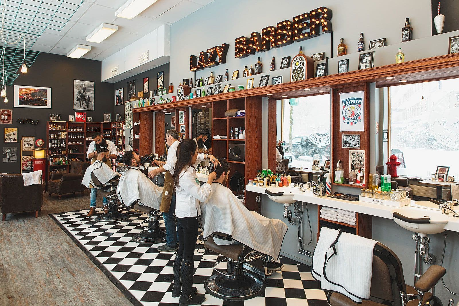 The Guide To Stockholms Best Hairdressers Thatsup