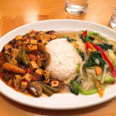 lunch – Photo from Lao Wai by Katarina D.