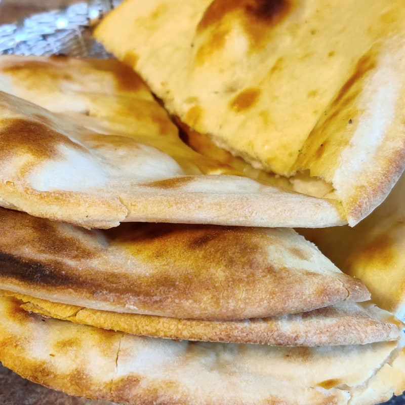 Tandoori Naan – Photo from Lahori Masala by Shahzad A.