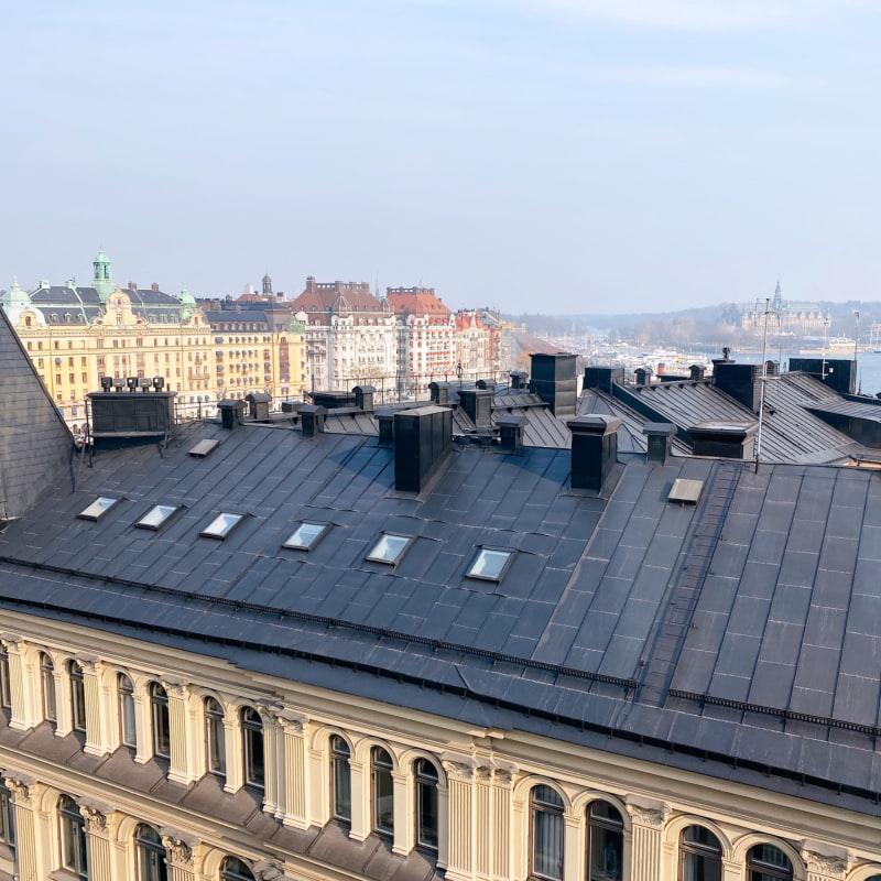 Bra utsikt – Bild från Le Hibou av Isabelle W.