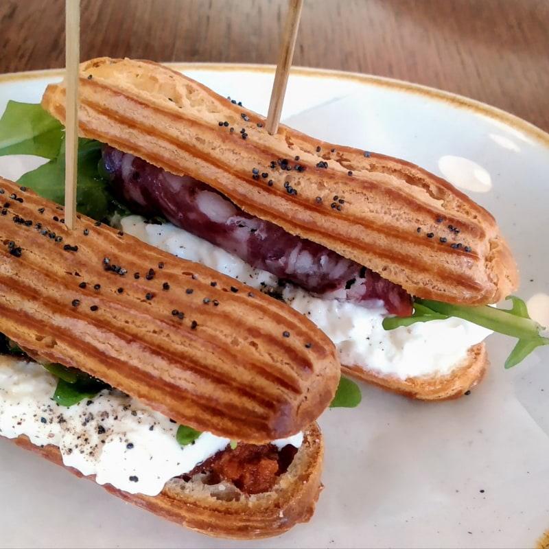 Sandwich – Bild från Le Petit Cochon av Katarina D.