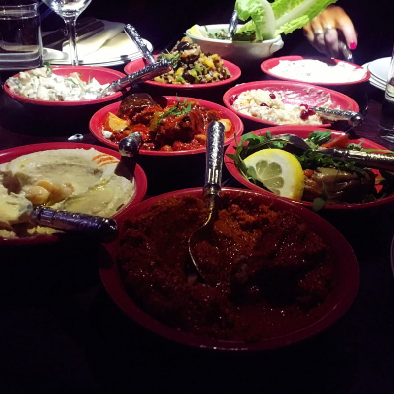 Bild från Lebanon Meza Lounge av Hanna T.