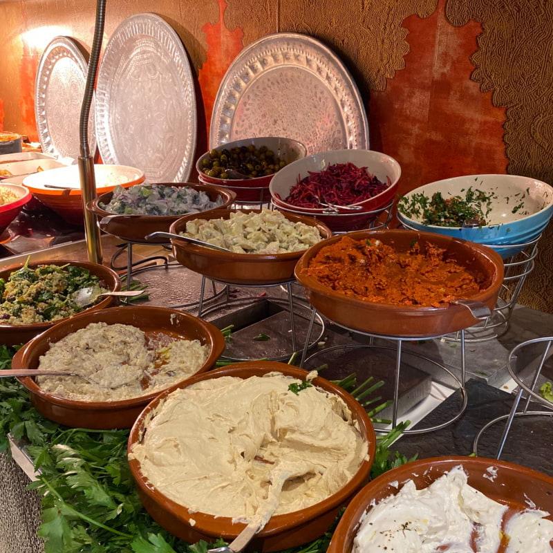 Bild från Lebanon Meza Lounge av Madiha S.