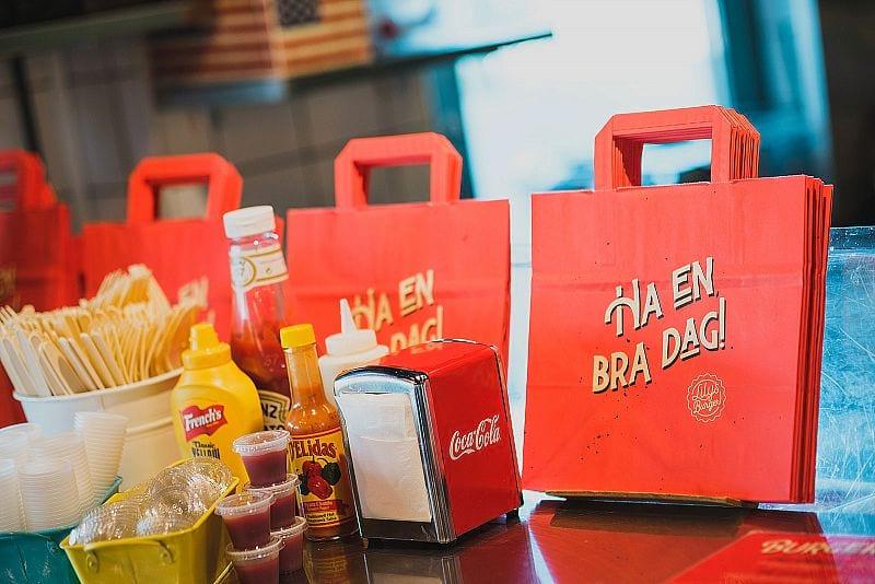 Lily's Burger Kungsholmen