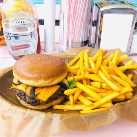 Photo from Lily's Burger Kungsholmen by Eva Evis S.