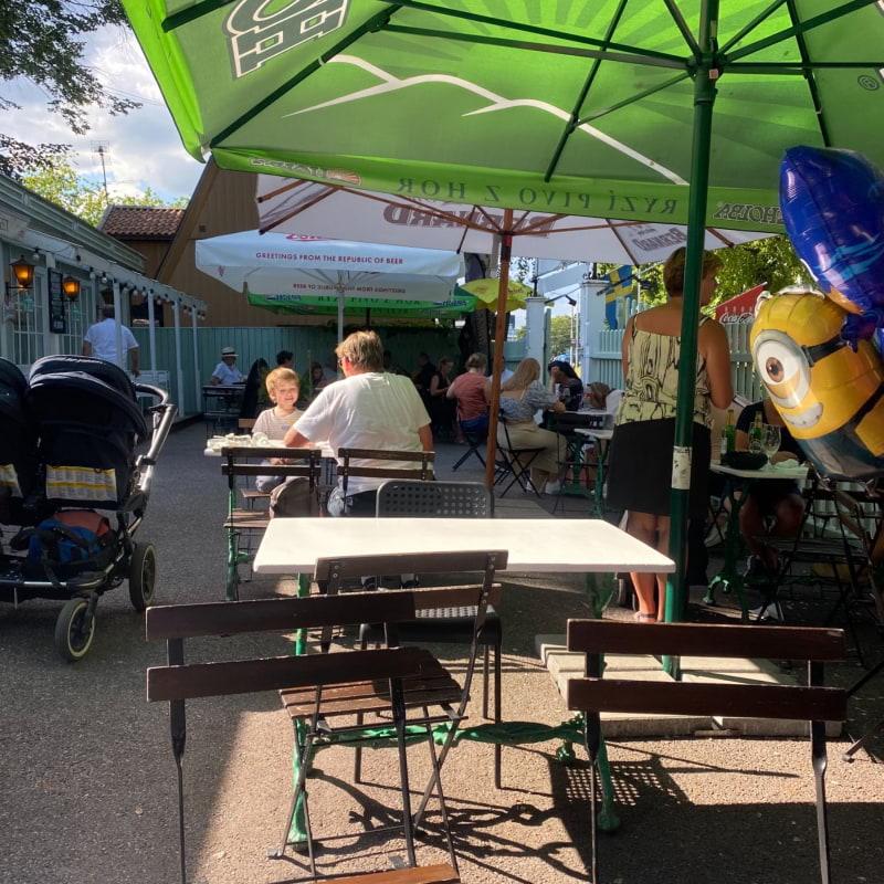 Bild från Lilla parkkaféet av Peter B.