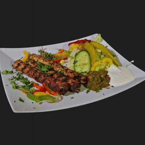 Seekh Kabab Kyckling – Photo from Lilla Kabul by Shahzad A.