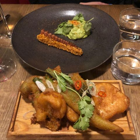 Tempura – Photo from Liberdade by Fredrik J.