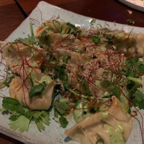 Dumplings med tryffel – Photo from Ling Long by Malin S.