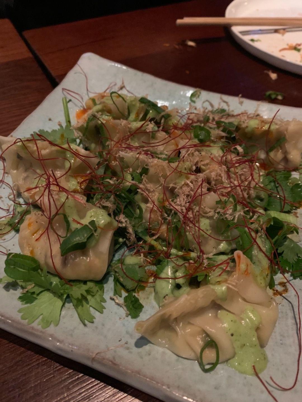 Dumplings med tryffel – Bild från Ling Long av Malin S.