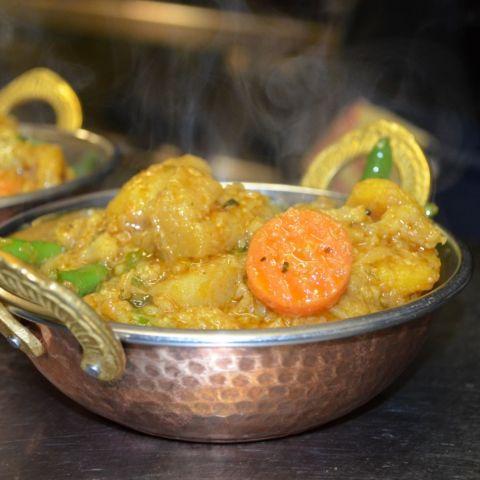 mix veg – Photo from Lilla Karachi by Shahzad A.