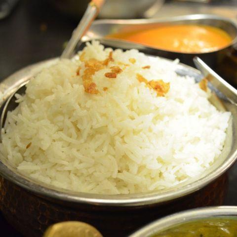 Plain Rice – Photo from Lilla Karachi by Shahzad A.