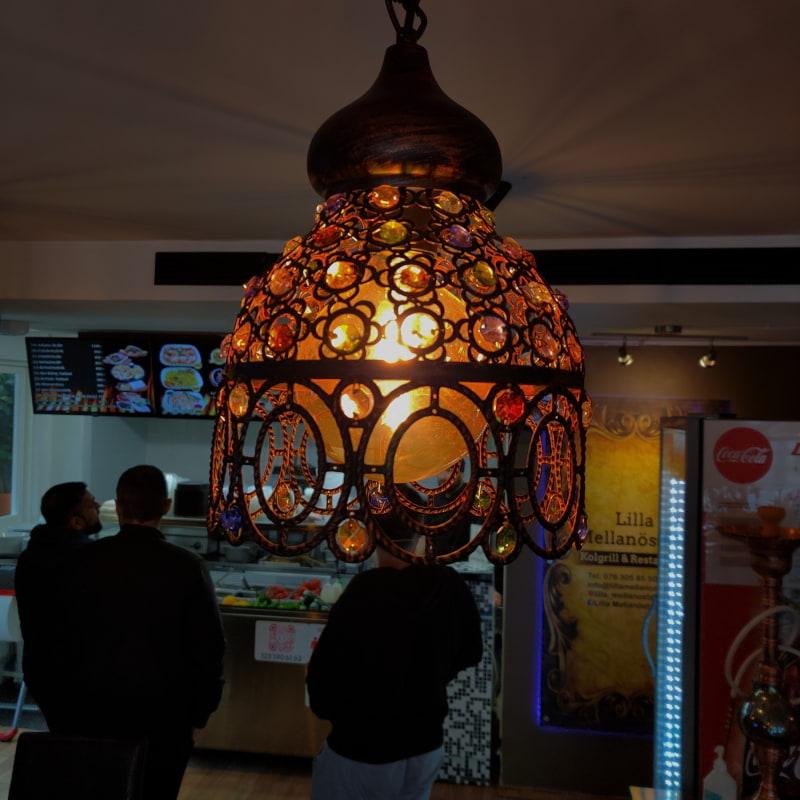 Bild från Lilla Mellanöstern av Shahzad A.