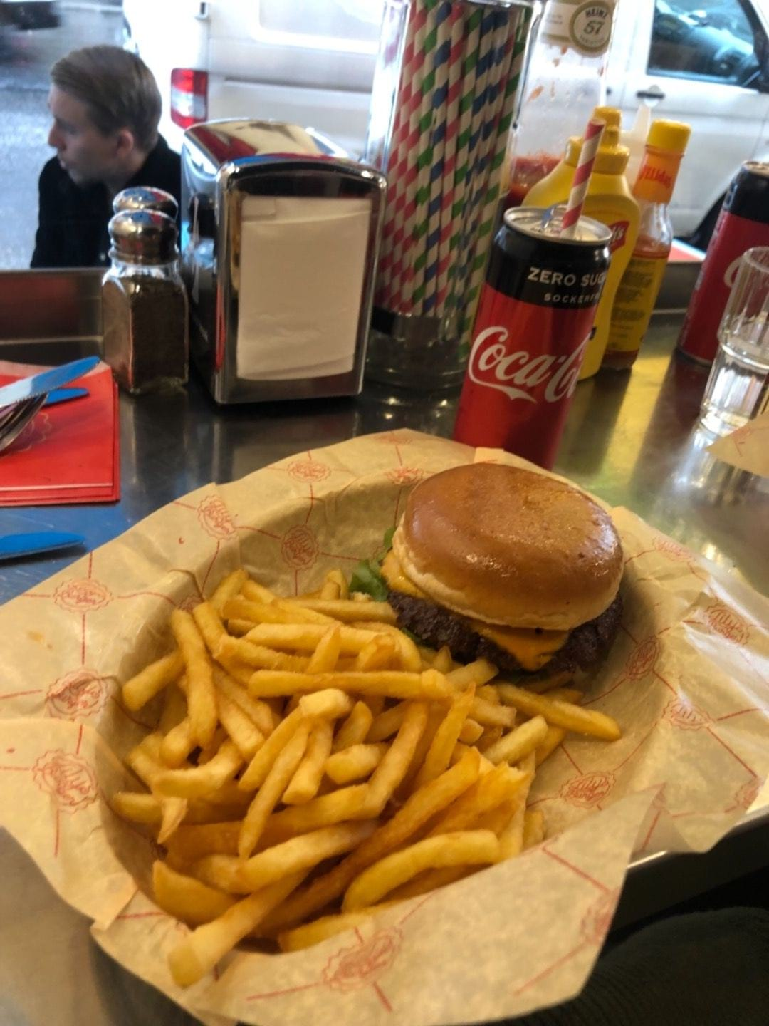 Photo from Lily's Burger Nytorget by Elin E.