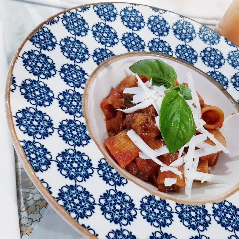 Mycket god pasta – Photo from Lievito by Camille S.