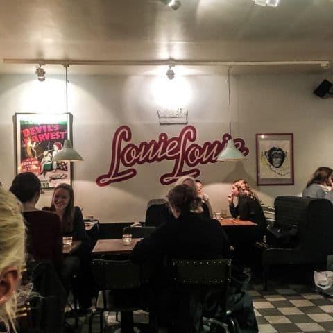 Photo from Louie Louie by Fredrik J.