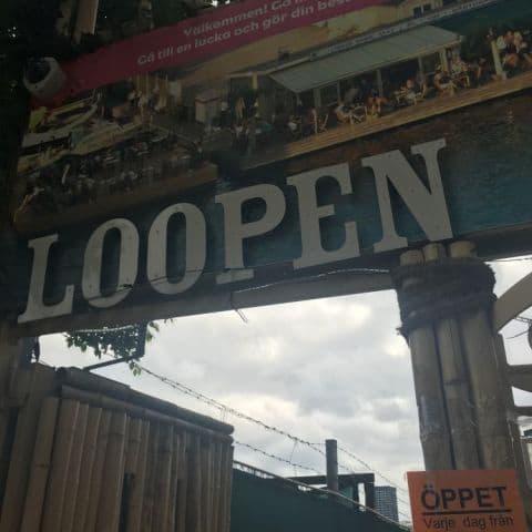Bild från Loopen av Fredrik J.