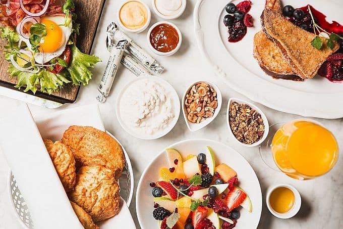 Frukost · Luzette