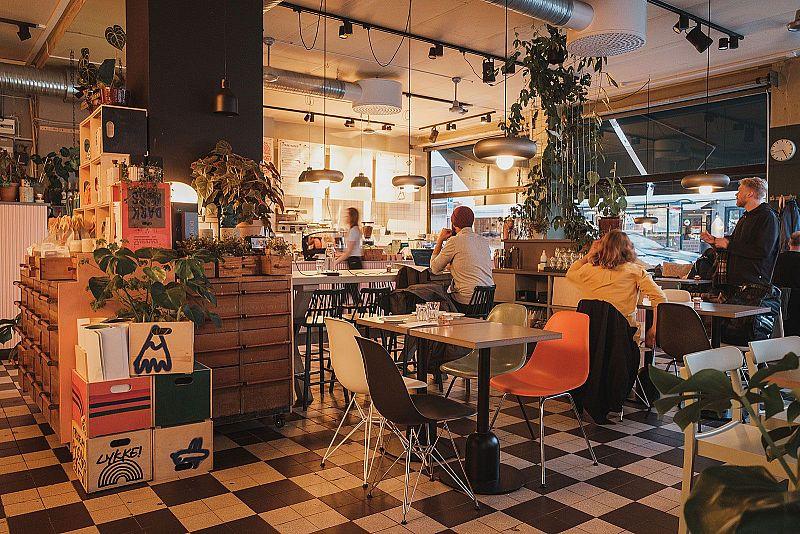 Lykke Kaffegårdar Nytorget