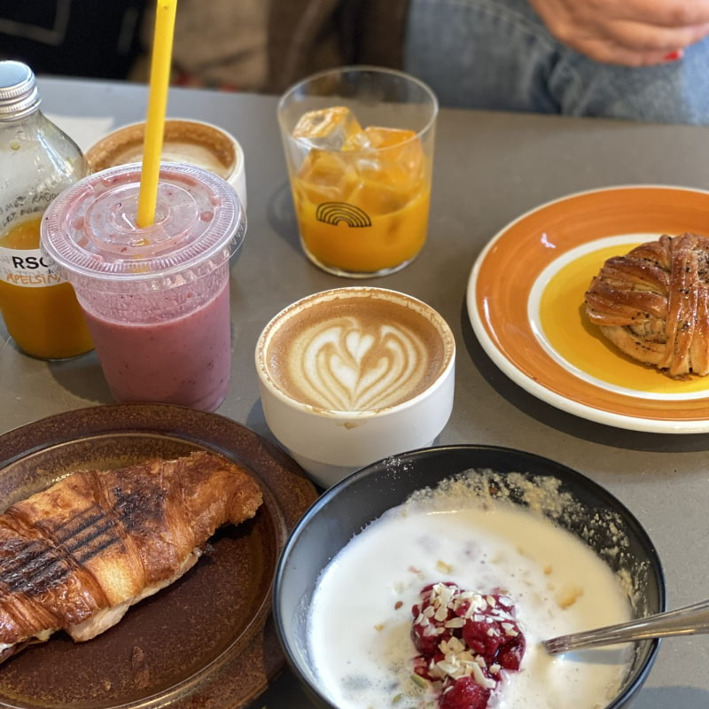 Frukost – Photo from Lykke Kaffegårdar Nytorget by Agnes L.