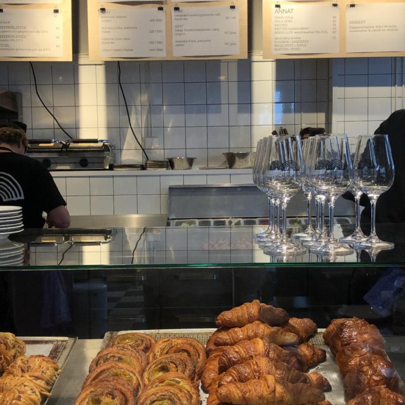 Bild från Lykke Kaffegårdar Nytorget av Ida B.