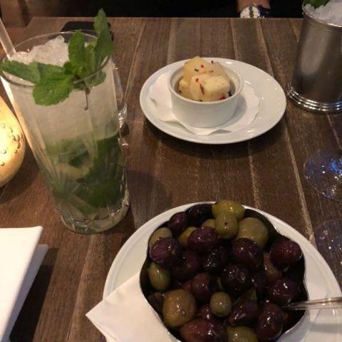 Snacks – Bild från Lydmar Hotel av Annelie V.
