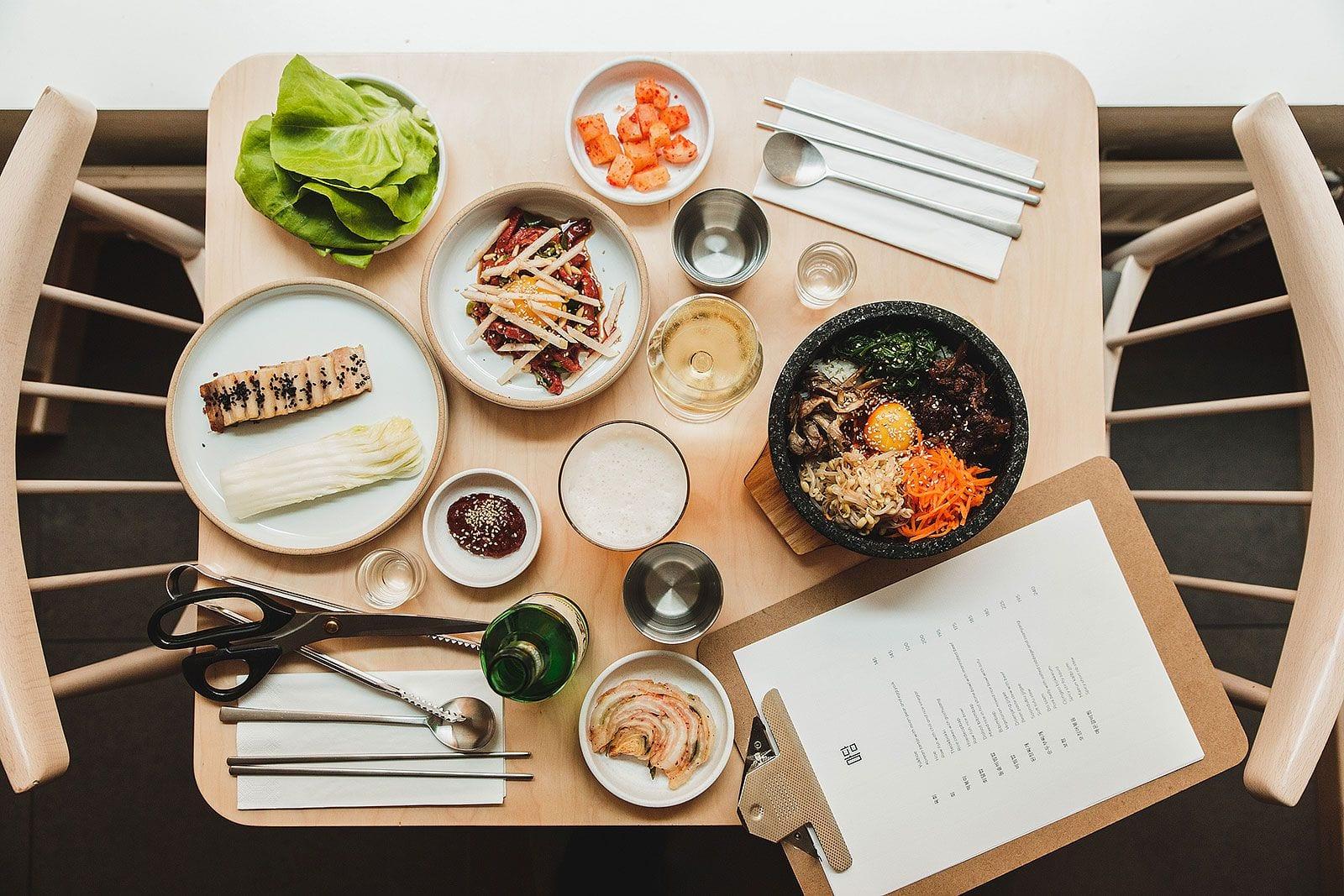 bästa koreanska restaurangen stockholm