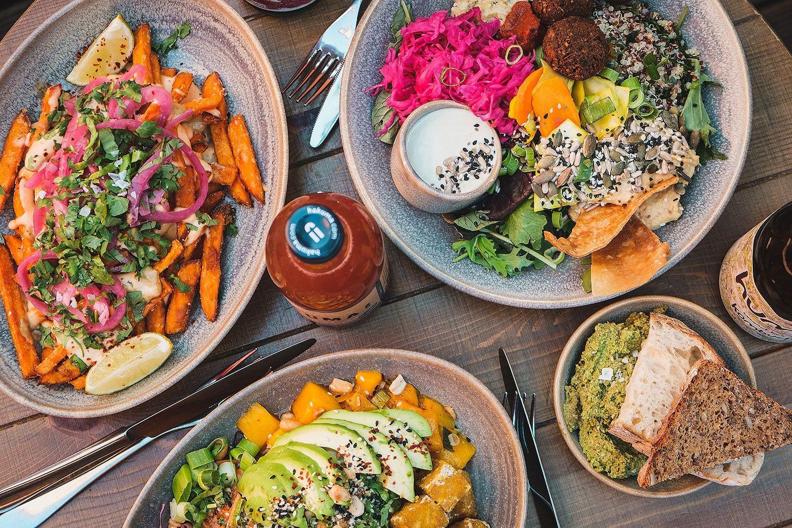 vegansk mat odenplan