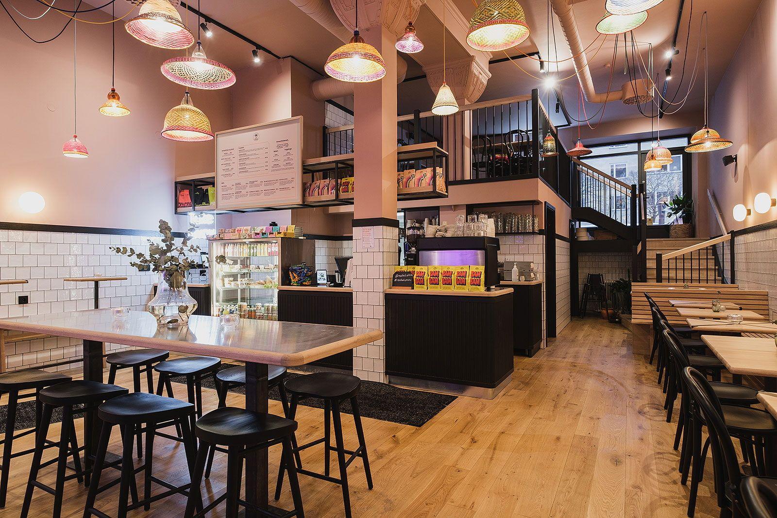veganskt café stockholm