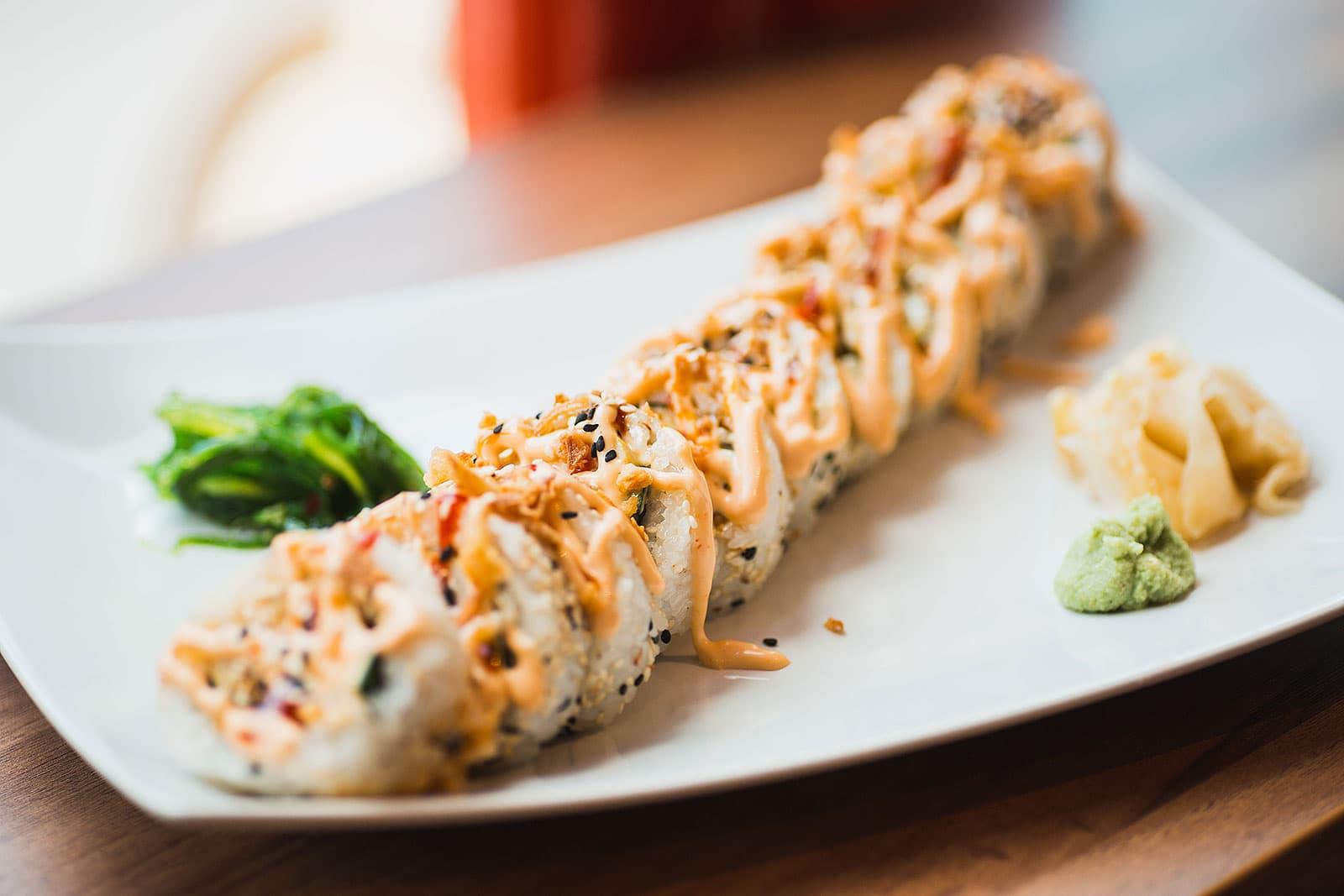 ra sushi krok upp registrera dig