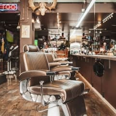 Man Stockholm Barbershop