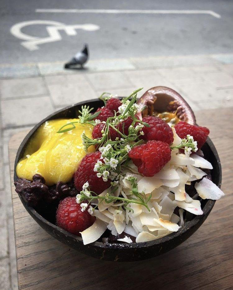 Piraya bowl – Bild från Mahalo Odengatan av Linda L.