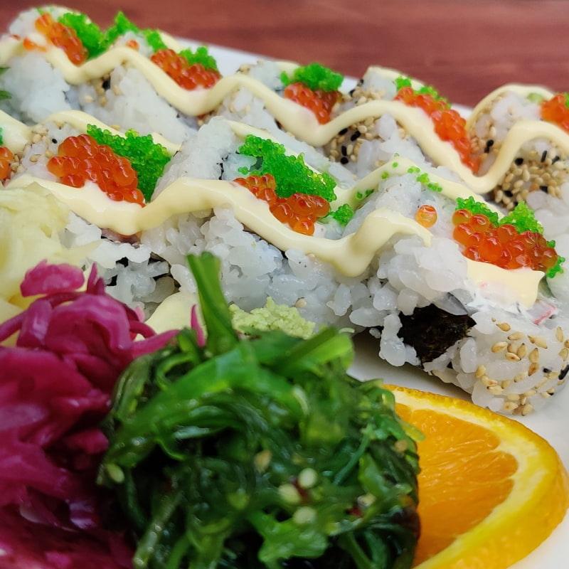 Callifornia rolls – Bild från Matthana Asian Street Food & Deli av Shahzad A.