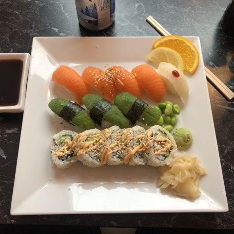 Photo from Masahiro Sushi Telefonplan by Adam L.