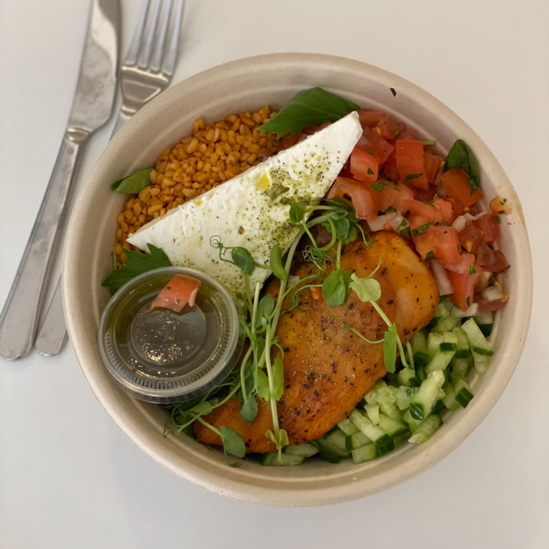 Bild från Manucca Superfood av Erica E.