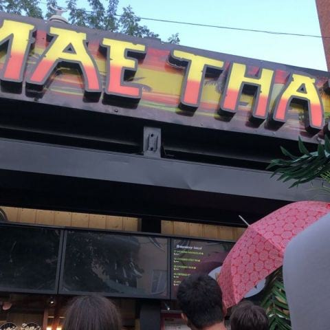Photo from Mae Thai Götgatan by Mythu L.