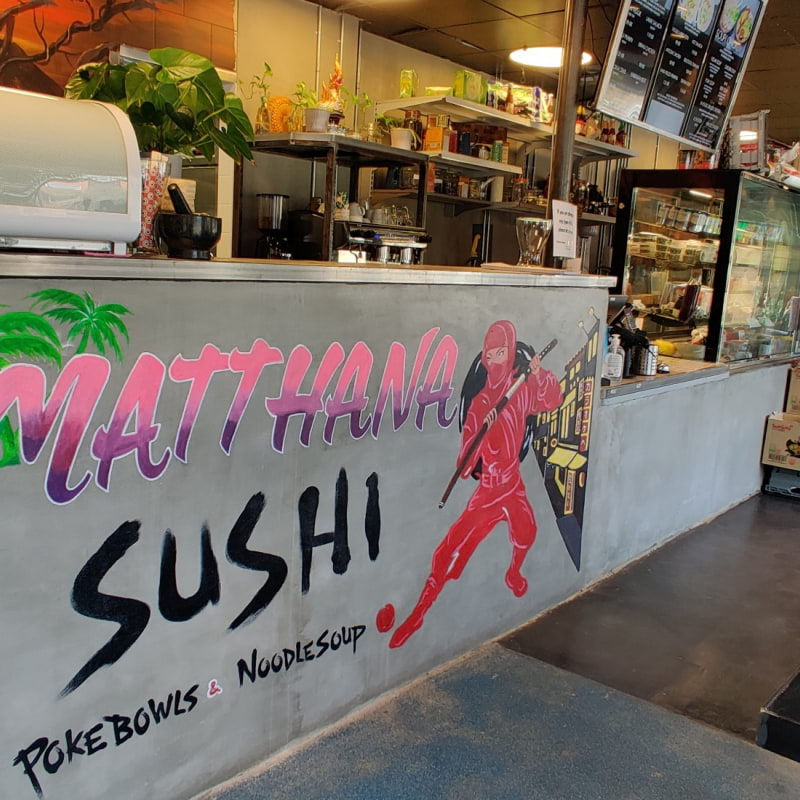 Photo from Matthana Asian Street Food & Deli by Shahzad A.