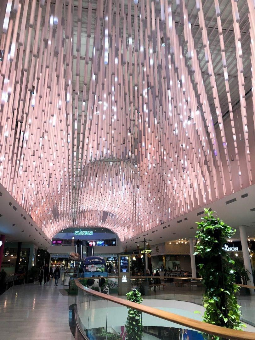 Bild från Westfield Mall of Scandinavia av Ida B.