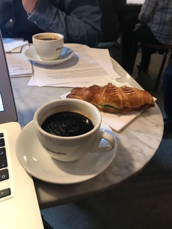 Photo from Mahogny Coffee Bar Gibraltargatan by Malin S.