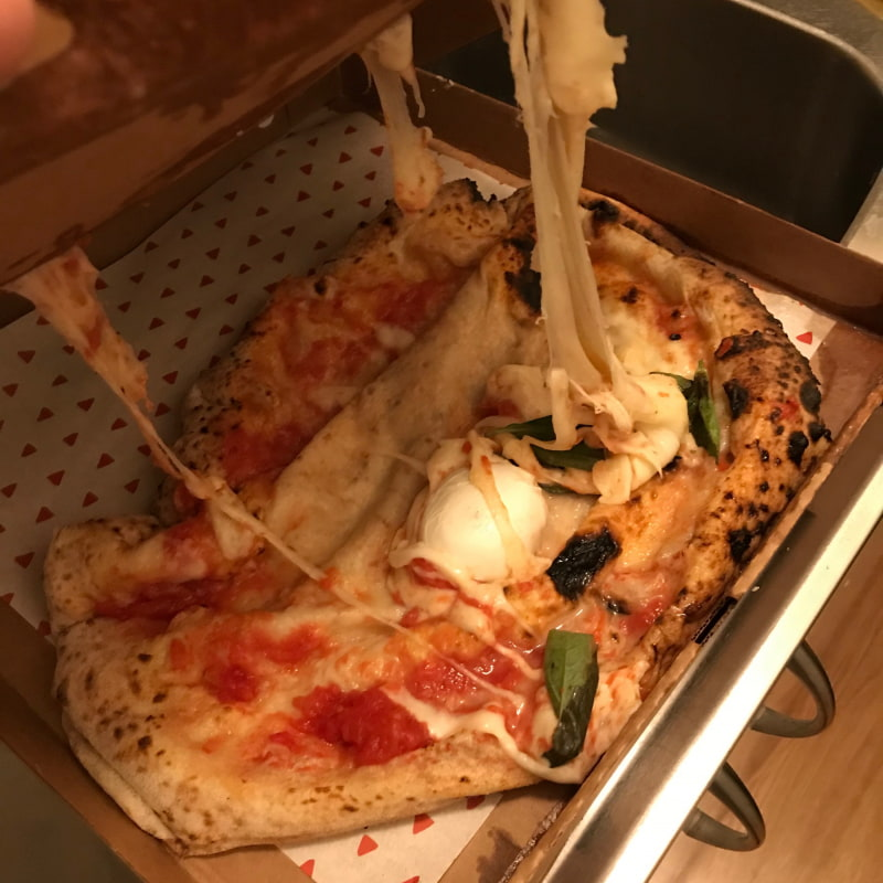 Worst Pizza in history – Photo from Meno Male Kungsholmen by Sanna C.