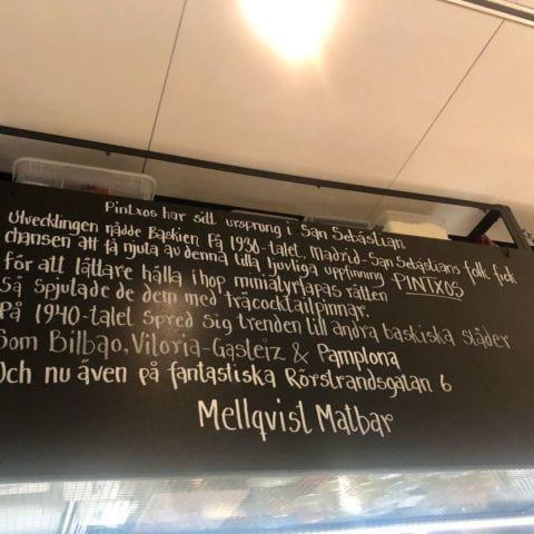 Bild från Mellqvist Restaurang av Annelie V.